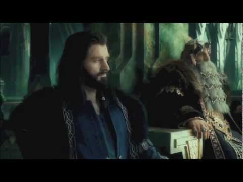 The Hobbit: An Unexpected Journey - The Erebor and Arkenstone HD 1080p