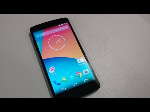 Nexus 5 International Giveaway