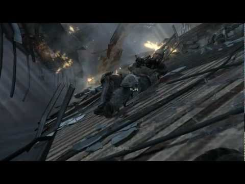 Call Of Duty:modern Warfare 3 Last Mission:dust To Dust [killing Makarov]. video