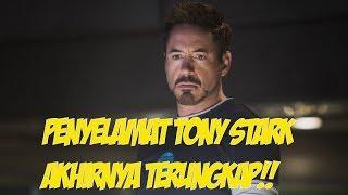 Iklan Mobil Mewah Tunjukkan Siapa Penyelamat Tony Stark di Angkasa