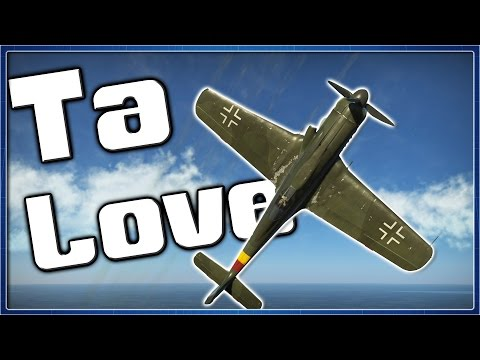 The Ta 152 C   MOAR CANNONS! (War Thunder 1.57 RB Gameplay)