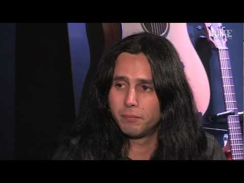 Gus G. interview - Hellfest 2012 - English (La Boite Noire)