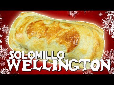 El Solomillo Wellington mas ÉPICO DEL MUNDO...de BATMAN!! Receta de Navidad