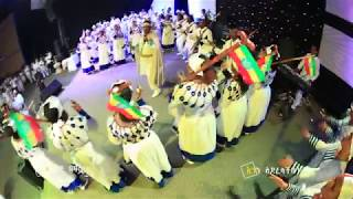 New Year 2010 EVE program CJ TV Apostle Tamrat Tarekegn - AmlekoTube.com