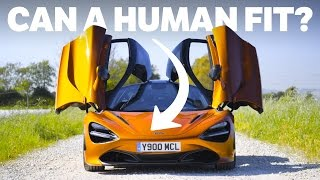 Living With A McLaren 720S Supercar