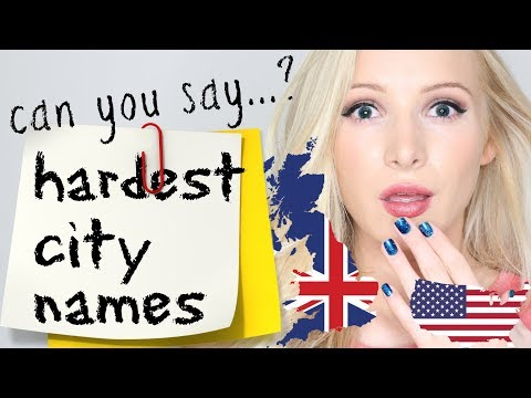 Download Lagu  Do YOU say these place names WRONG? English City Pronunciation Mp3 Free