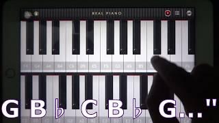 [ hướng dẫn piano ipad ] Túy Âm - Xesi x Masew x Nhatnguyen   Hoàng Vít   Ipad Piano Tutorial