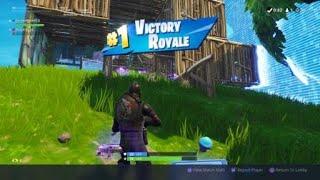 Fortnite: Battle Royale Clutch Moment