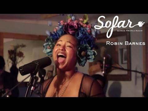 Robin Barnes - You Give Me  Sofar New Orleans