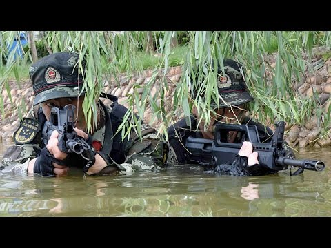 "Chinese Military Order: ""Be Combat Ready� 