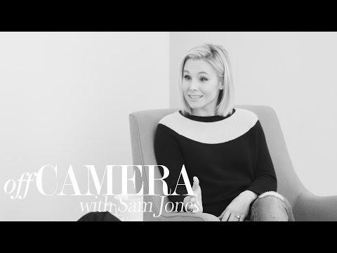 "Kristen Bell: ""I Grew Up Thinking The World Was Black & White"""