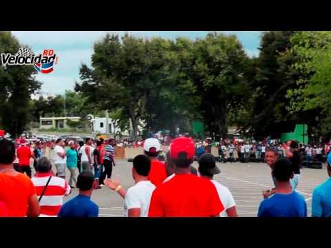 Categoria Artistica De Calle 3ra Carrera De Motovelocidad Campeonato VINI 2014 @ Barrankita