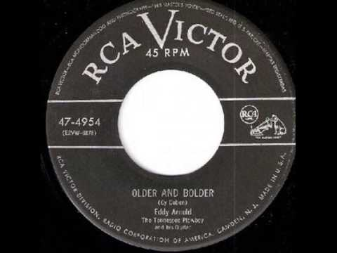 Eddy Arnold - Older And Bolder