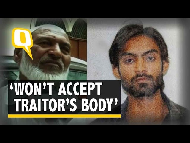 The Quint| Suspected Terrorist's Father Refuses to Accept Slain Son's Body