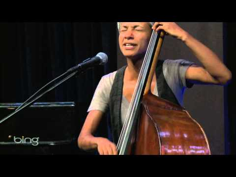 Esperanza Spalding - Throw It Away (Live in the Bing Lounge)