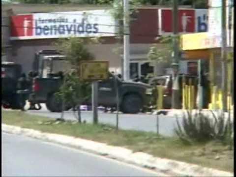 Muere menor tras enfrentamiento en Reynosa