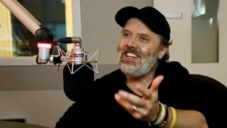 Lars Ulrich of METALLICA Talks About Hardwired...To Self-Destruct