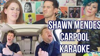 Download Lagu Shawn Mendes Carpool Karaoke - REACTION!! Gratis STAFABAND