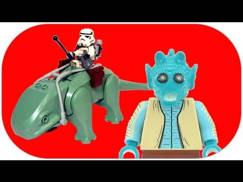 LEGO Mos Eisley Cantina 4501 Star Wars Review