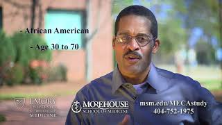 The Morehouse-Emory Cardiovascular Center for Health Equity Study (MECA) (2)