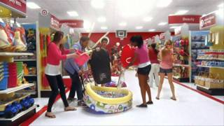 Target commercial 2011 summer theme HD - Pictures of Matchstick Men