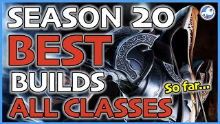 Top Builds for Every Class Season 20 Diablo 3