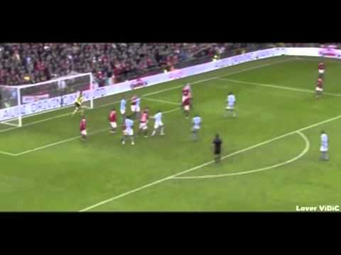 Nemanja Vidic HD 2011 2012 Tackles Defending Analysis