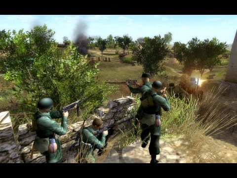 Men of War Exclusive Cooperative Gameplay