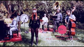Welcome To The Black Parade My Chemical Romance New Orleans Marching Band Ft Joey Cook