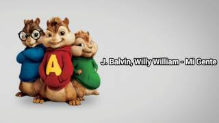 download lagu Mi Gente - Chipmunks Version gratis