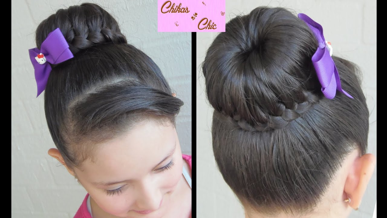 Hairstyles For A Lyrical Dance : Lace braid images