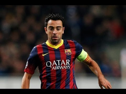 Xavi Hernandez ● The Maestro of Barcelona ●  Goals, Skills & Passes ᴴᴰ