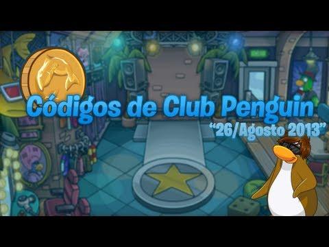 ¡Nuevos códigos de Club Penguin!: 1,500 Monedas, 26 de Agosto 2013