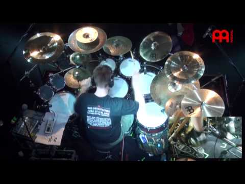 MEINL DRUM FESTIVAL 2012 - Hannes Grossmann - Part 1