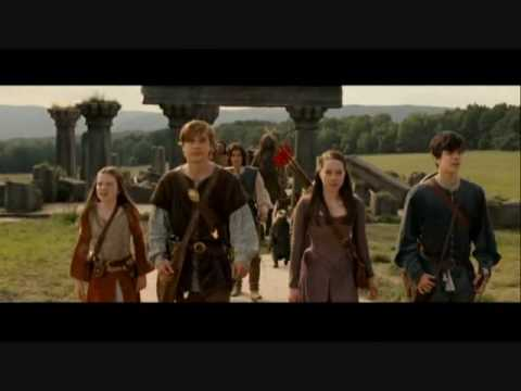 Lucy Pevensie The Call Music Video video