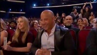 download lagu Vin Diesel Sings €�See You Again' For Paul Walker gratis