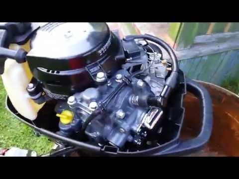 лодочный мотор сузуки 2.5 нет холостых оборотов