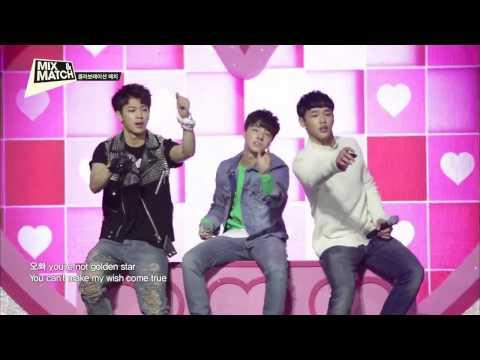 MIX & MATCH iKON Jinhwan Team ft Soohyun AKMU - Treasure (Bruno Mars) HD