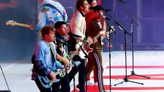 Jonas Brothers & Busted - Year 3000 (Summertime Ball 8th June 2019)