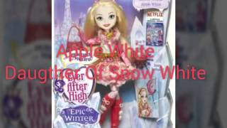 Ever AFter High ~ NEW Dolls 2016!! [NEW Basic Dolls and Epic Winter]