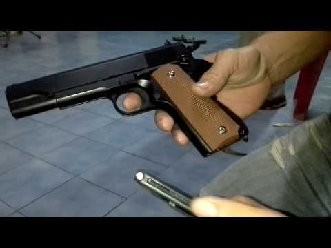 ปืนอัดลมG29 โดยไก่โอ