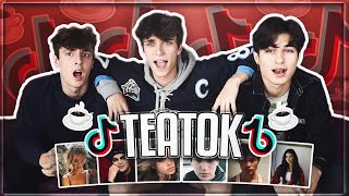 HypeHouse Responds To Daisy! #Teatok Tiktok Boys Come Out For April Fools!? Nessa Barrett Exposed?!