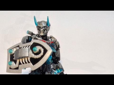 [оЛС]критика 7 Lego Bionicle самоделок(#19)Крутые самоделки Лего Бионикл