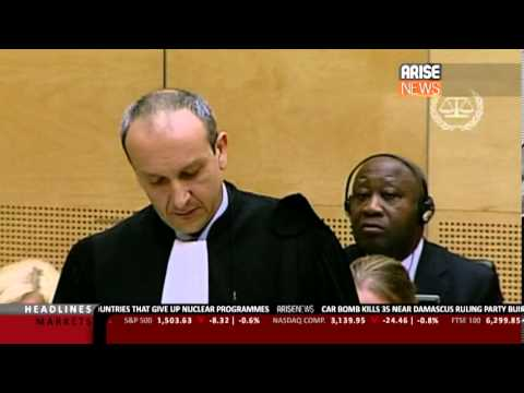 Gbagbo's war-crimes trial