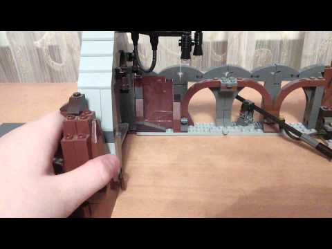 Видео обзор на набор lego star wars 75017 Duel on Geonosis
