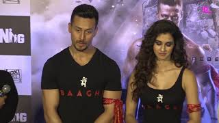 Baaghi 2 Official Trailer Launch - Tiger Shroff | Disha Patani Bollywood Life Latest news update