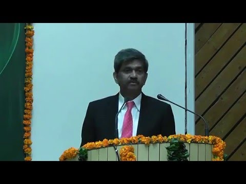 Key Note address by Mr  D Shiva Kumar, CEO of Pepsico India