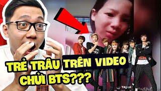TRẺ TRÂU TIKTOK CHỬI BTS VÀ CẢM XÚC CỦA SƠN ĐÙ (Sơn Đù Vlog Reaction)