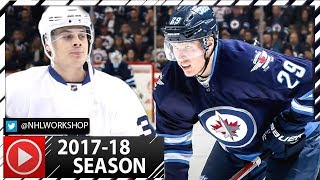 Toronto Maple Leafs vs Winnipeg Jets. NHL Highlights. October 4th, 2017. NHL Season BEGINS! (HD)