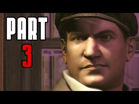 Let's Play Mafia 2 Joe's Adventures Deutsch #03 - Joe's Freibrief in die Familie